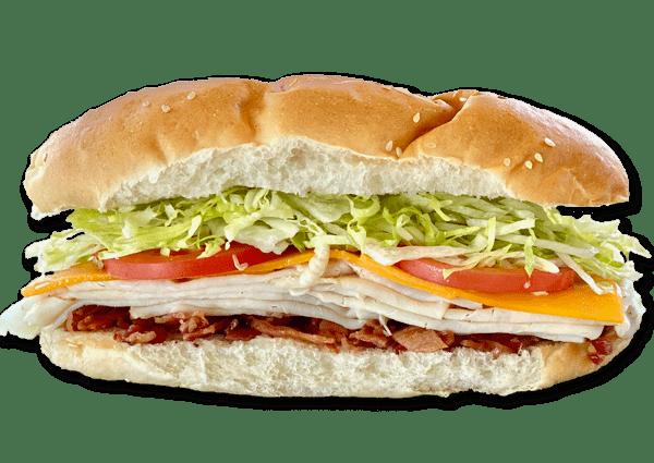 #7 Chicken, Bacon & Cheddar
