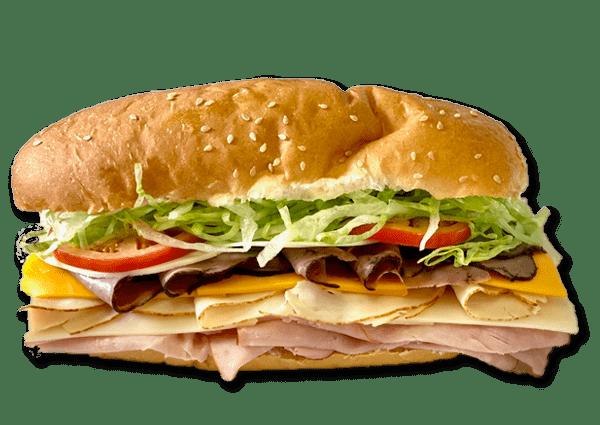 #1 Work of Art Sandwich