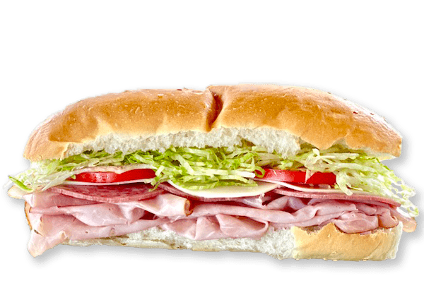 #6 Ham, Salami & Provolone