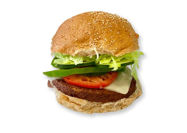 #16 Plant-Based Garden Burger