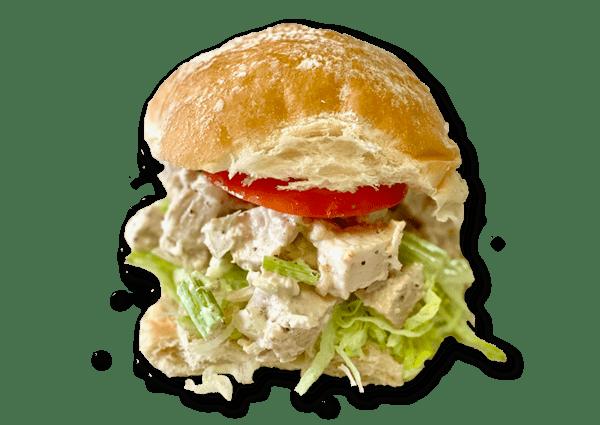 #18 Chicken Salad Sandwich